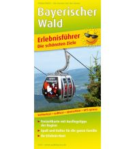 f&b Straßenkarten Bayerischer Wald Freytag-Berndt und ARTARIA