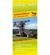 Straßenkarten Leipzig - Halle - Dessau – Lutherstadt Wittenberg Freytag-Berndt und ARTARIA