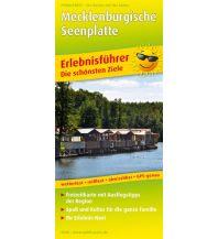 f&b Straßenkarten Mecklenburgische Seenplatte 1:180.000 Freytag-Berndt und ARTARIA