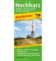 Hochharz, Braunlage - Schierke - Torfhaus - St. Andreasberg - Benneckenstein Freytag-Berndt und ARTARIA