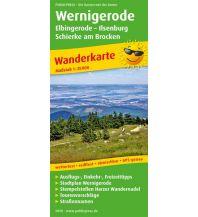 Wernigerode, Elbingerode - Ilsenburg, Schierke am Brocken Freytag-Berndt und ARTARIA