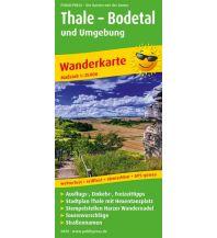 Thale - Bodetal und Umgebung Freytag-Berndt und ARTARIA