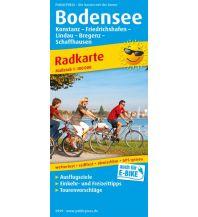 f&b Wanderkarten Bodensee und Umgebung Freytag-Berndt und ARTARIA