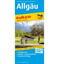 f&b Wanderkarten Allgäu Freytag-Berndt und ARTARIA