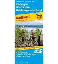 f&b Wanderkarten Chiemgau - Oberbayern - Berchtesgadener Land Freytag-Berndt und ARTARIA
