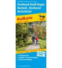 f&b Wanderkarten Fischland - Darß - Zingst 1:100.000 Freytag-Berndt und ARTARIA