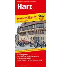 Motorradreisen Harz Freytag-Berndt und ARTARIA