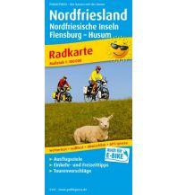 f&b Wanderkarten Nordfriesland 1:100.000 Freytag-Berndt und ARTARIA