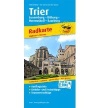 f&b Wanderkarten Trier und Umgebung 1:100.000 Freytag-Berndt und ARTARIA