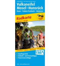 f&b Wanderkarten Vulkaneifel - Mosel - Hunsrück 1:100.000 Freytag-Berndt und ARTARIA