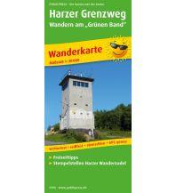 "Harzer Grenzweg - Wandern am ""Grünen Band"" Freytag-Berndt und ARTARIA"