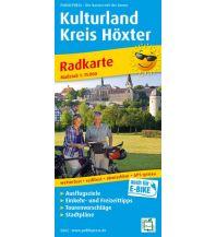 f&b Wanderkarten Kulturland Kreis Höxter 1:75.000 Freytag-Berndt und ARTARIA