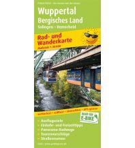 Wuppertal - Bergisches Land, Solingen - Remscheid Freytag-Berndt und ARTARIA