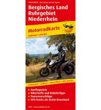 Motorradreisen Bergisches Land - Ruhrgebiet - Niederrhein Freytag-Berndt und ARTARIA
