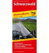 Motorradreisen Schwarzwald Freytag-Berndt und ARTARIA