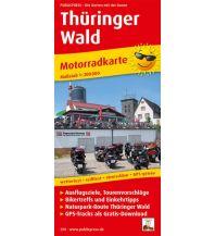 Motorradreisen Thüringer Wald Freytag-Berndt und ARTARIA