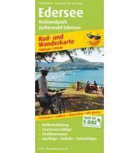 f&b Wanderkarten Edersee, Nationalpark Kellerwald-Edersee Freytag-Berndt und ARTARIA