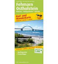 Fehmarn - Ostholstein, Malente - Heiligenhafen - Grömitz Freytag-Berndt und ARTARIA