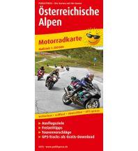 Motorradreisen Österreichische Alpen Freytag-Berndt und ARTARIA