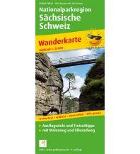 f&b Wanderkarten Nationalparkregion Sächsische Schweiz Freytag-Berndt und ARTARIA
