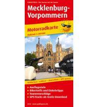 Motorradreisen Mecklenburg-Vorpommern Freytag-Berndt und ARTARIA