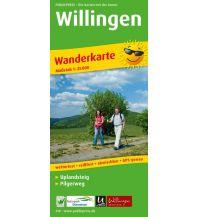 f&b Wanderkarten Willingen / Uplandsteig Freytag-Berndt und ARTARIA