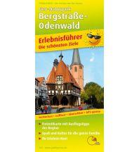 f&b Straßenkarten Geo-Naturpark Bergstraße-Odenwald Freytag-Berndt und ARTARIA