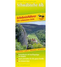 f&b Straßenkarten Schwäbische Alb Freytag-Berndt und ARTARIA