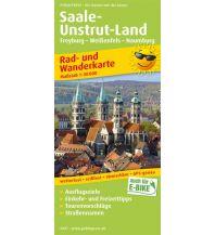 Saale-Unstrut-Land, Freyburg - Weißenfels - Naumburg Freytag-Berndt und ARTARIA