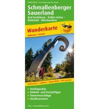 Schmallenberger Sauerland, Bad Fredeburg, - Kahler Asten - Bödefeld - Oberhundem Freytag-Berndt und ARTARIA