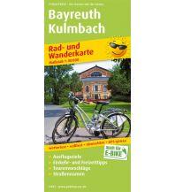 f&b Wanderkarten Bayreuth - Kulmbach Freytag-Berndt und ARTARIA