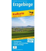 f&b Wanderkarten Erzgebirge 1:100.000 Freytag-Berndt und ARTARIA