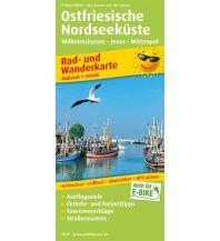 Ostfriesische Nordseeküste, Wilhelmshaven - Jever - Wittmund Freytag-Berndt und ARTARIA