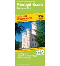 f&b Wanderkarten Mönchgut-Granitz, Putbus - Binz Freytag-Berndt und ARTARIA