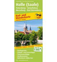 Halle (Saale) - Petersberg - Geiseltalsee - Merseburg - Bad Dürrenberg Freytag-Berndt und ARTARIA