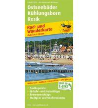 f&b Wanderkarten Ostseebäder Kühlungsborn - Rerik Freytag-Berndt und ARTARIA