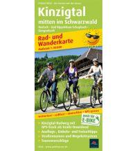 f&b Wanderkarten Kinzigtal mitten im Schwarzwald Freytag-Berndt und ARTARIA