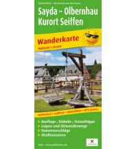 Sayda - Olbernhau - Kurort Seiffen Freytag-Berndt und ARTARIA