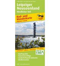 Leipziger Neuseenland, Nördlicher Teil Freytag-Berndt und ARTARIA