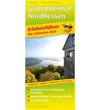 f&b Straßenkarten GrimmHeimat NordHessen Freytag-Berndt und ARTARIA