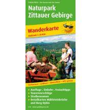 Naturpark Zittauer Gebirge Freytag-Berndt und ARTARIA