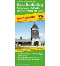 Harzer BaudenSteig, Bad Lauterberg, Bad Sachsa, Herzberg, Osterode, Bad Grund Freytag-Berndt und ARTARIA