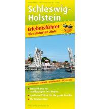 f&b Straßenkarten Schleswig-Holstein Freytag-Berndt und ARTARIA