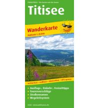 f&b Wanderkarten Titisee Freytag-Berndt und ARTARIA