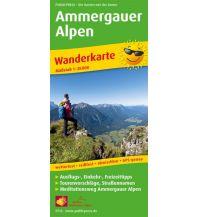 Ammergauer Alpen Freytag-Berndt und ARTARIA