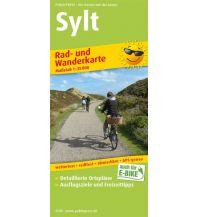 Publicpress Rad- & Wanderkarte 0759, Sylt 1:35.000 Freytag-Berndt und ARTARIA