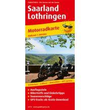 Motorradreisen Saarland - Lothringen Freytag-Berndt und ARTARIA