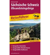 Sächsische Schweiz - Elbsandsteingebirge Freytag-Berndt und ARTARIA