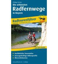 Radführer Die schönsten Radfernwege in Bayern Freytag-Berndt und ARTARIA