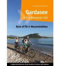 Gardasee GPS E-Bikeguide Süd Books on Demand